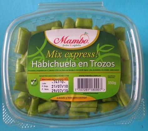 Mix Express Habichuela