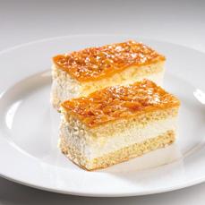 Torta de Almendras con Miel