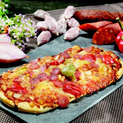 Pizza Baguette Salami