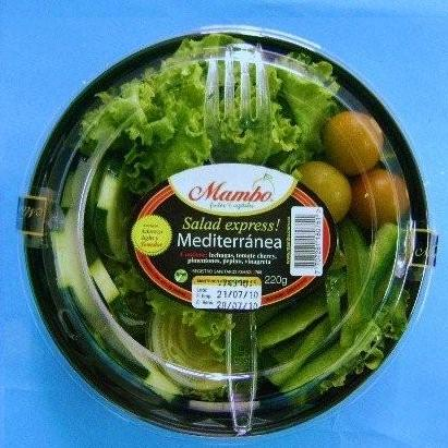 Salad Express Mediterranea