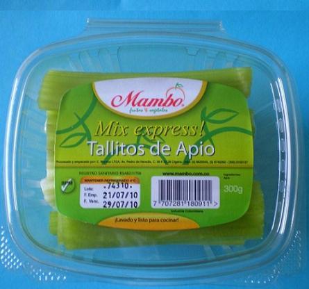 Mix Express - Sprigs of Celery