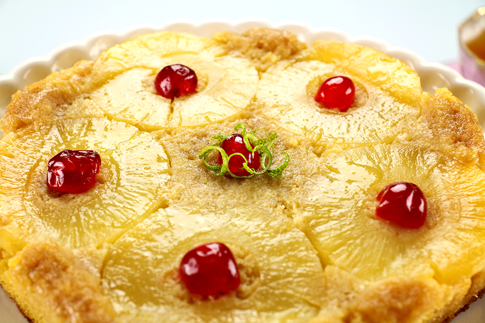 Pinneaple cake